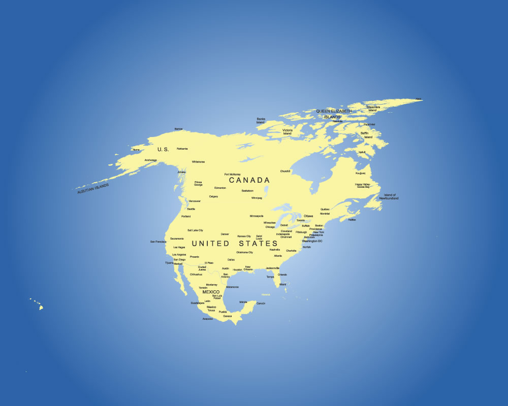 The North American team are based out of Houston, USA and cover work in America, Canada and Mexico.  They deal with projects covering a range of extremes such as Artic drilling, Shale and fracking, and Deepwater and High Pressure wells in the Gulf of Mexico.